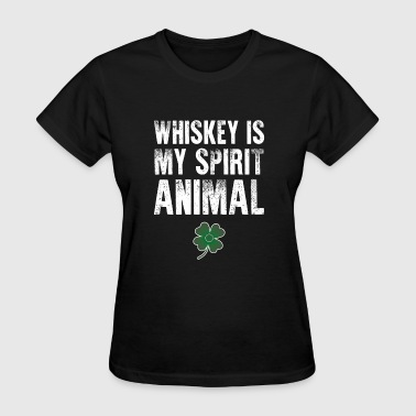 Irish Whiskey Love - Women's T-Shirt