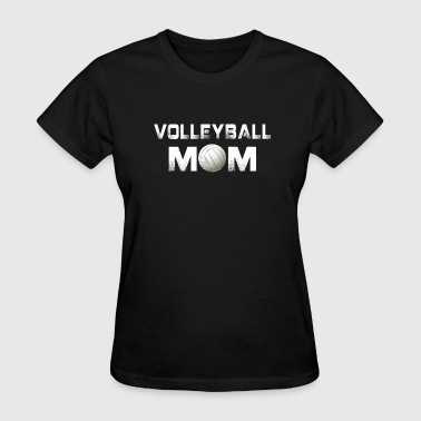 Volleyball Moms volleyball mom - Women's T-Shirt