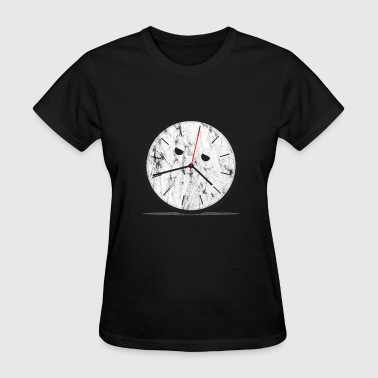 Cute Objects - Clock - Women's T-Shirt