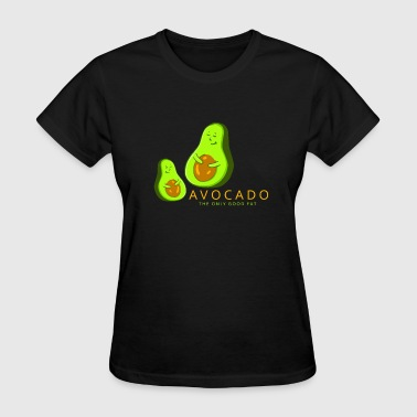 Healthy Eating Healthy Avocado - Women's T-Shirt
