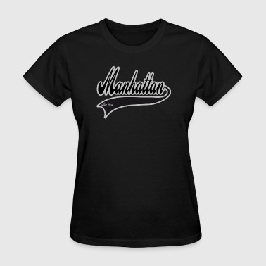manhattan new york - Women's T-Shirt