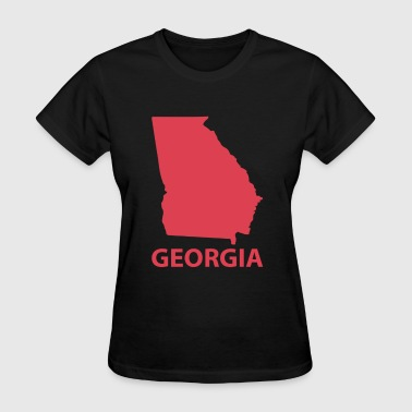 MADE IN GEORGIA - Women's T-Shirt