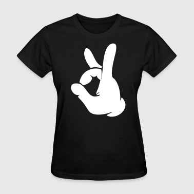ROCK OUT HAND - Women's T-Shirt