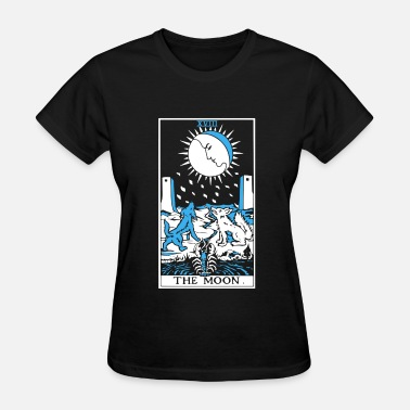 Tarot Tarot Moon - Women's T-Shirt