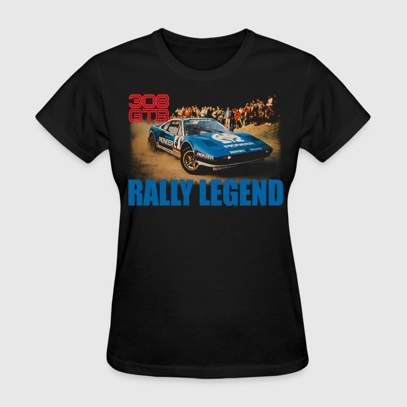 rally legend - Women's T-Shirt