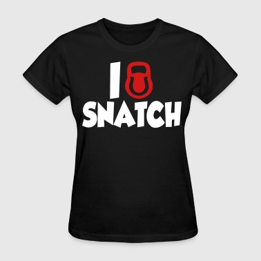 snatch - Women's T-Shirt