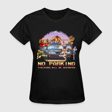 No Parking - Women's T-Shirt
