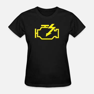 Check Engine Light Check Engine Light - Women's T-Shirt