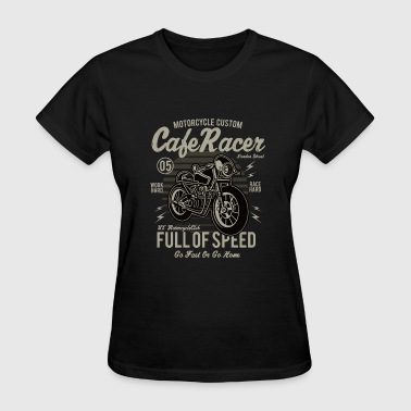 Cafe Racers Cafe Racer - Women's T-Shirt