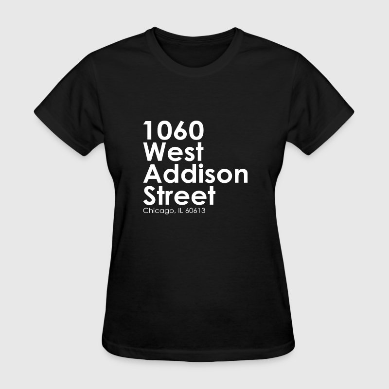 1060 West Addison Street - Women's T-Shirt