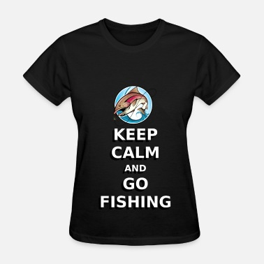 Go Fish GO FISHING - Women's T-Shirt