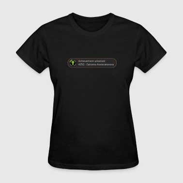 Achievement unlocked awesome xbox 360 - Women's T-Shirt
