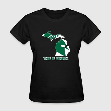 This Is Sparta - Women's T-Shirt