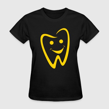 DENTAL / TOOTH / TEETH / DENTIST / SMILE DESIGN - Women's T-Shirt