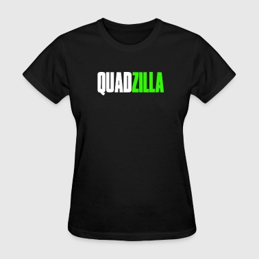 quadzilla - Women's T-Shirt
