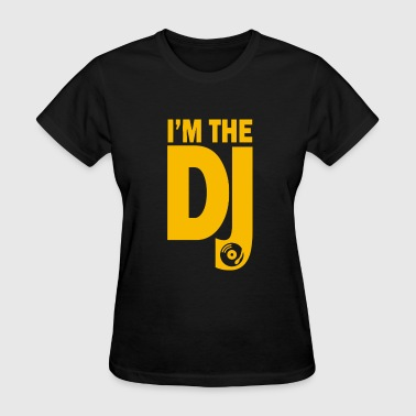 Will Dj For Food Dj Music - Women's T-Shirt