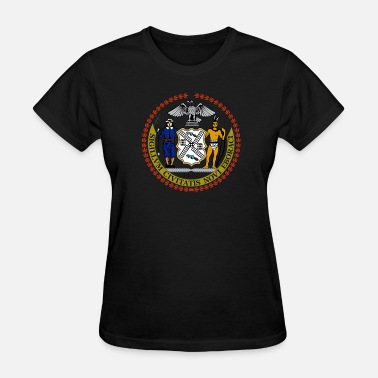 Cute New York City Apparel New York City NYC Seal - Women's T-Shirt