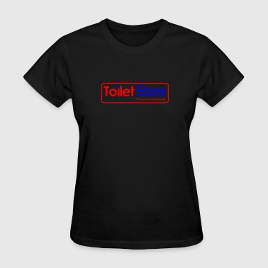 toilet store - Women's T-Shirt