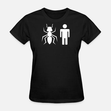 Ant Music Ant Man - Women's T-Shirt