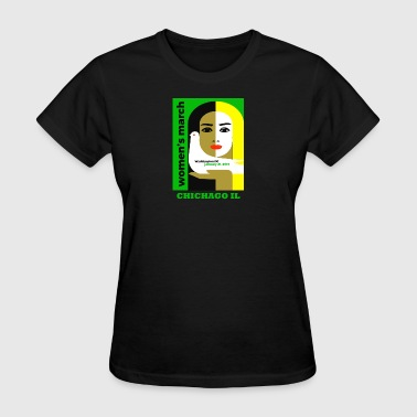 chicago IL - Women's T-Shirt