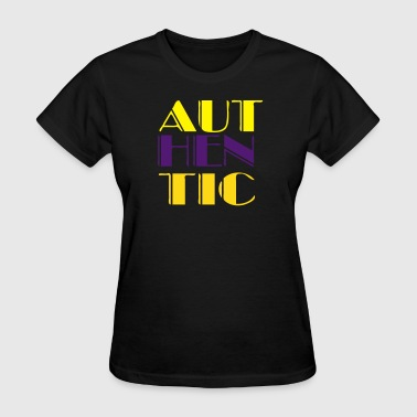 Authentic - Women's T-Shirt