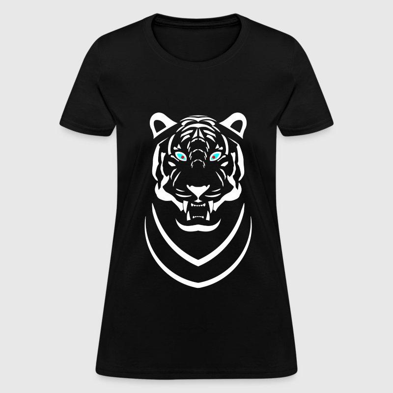 WHITE SIBERIAN TIGER by Newfucious | Spreadshirt Cute Siberian Tiger Shirt