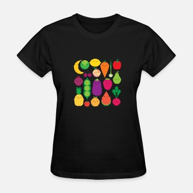 Fruit And Vegetable fruit vegetables - Women's T-Shirt