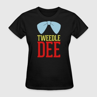 Tweedle Dee - Women's T-Shirt