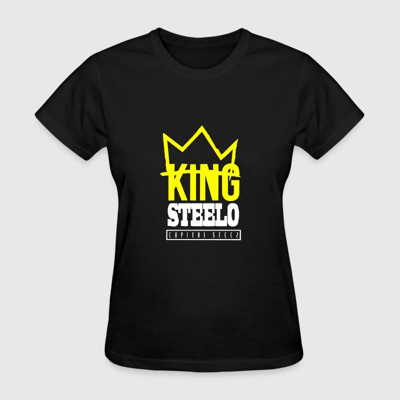 Capital STEEZ KING STEELO - Women's T-Shirt