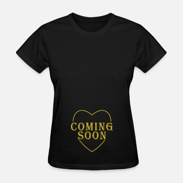 Comed COMING - Women's T-Shirt