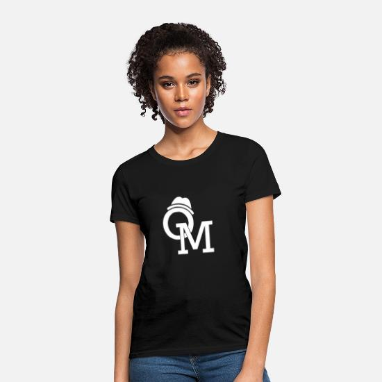 Funny T-Shirts - olly murs - Women's T-Shirt black
