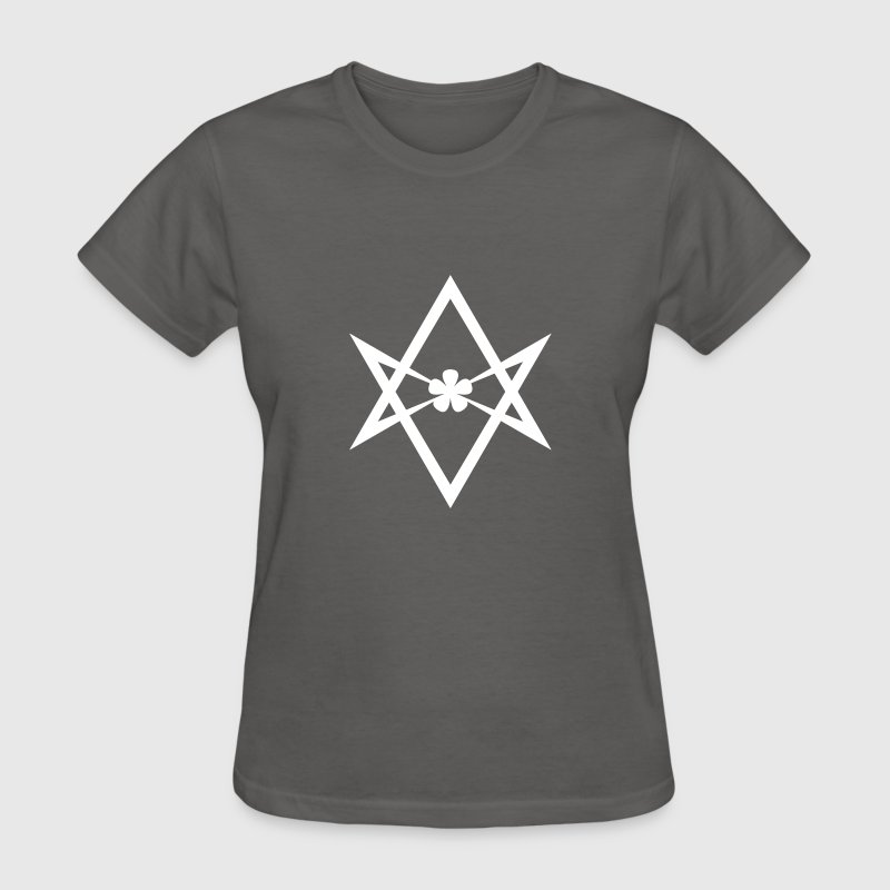 Aleister Crowley Unicursal Hexagram By Erwinda93 Spreadshirt