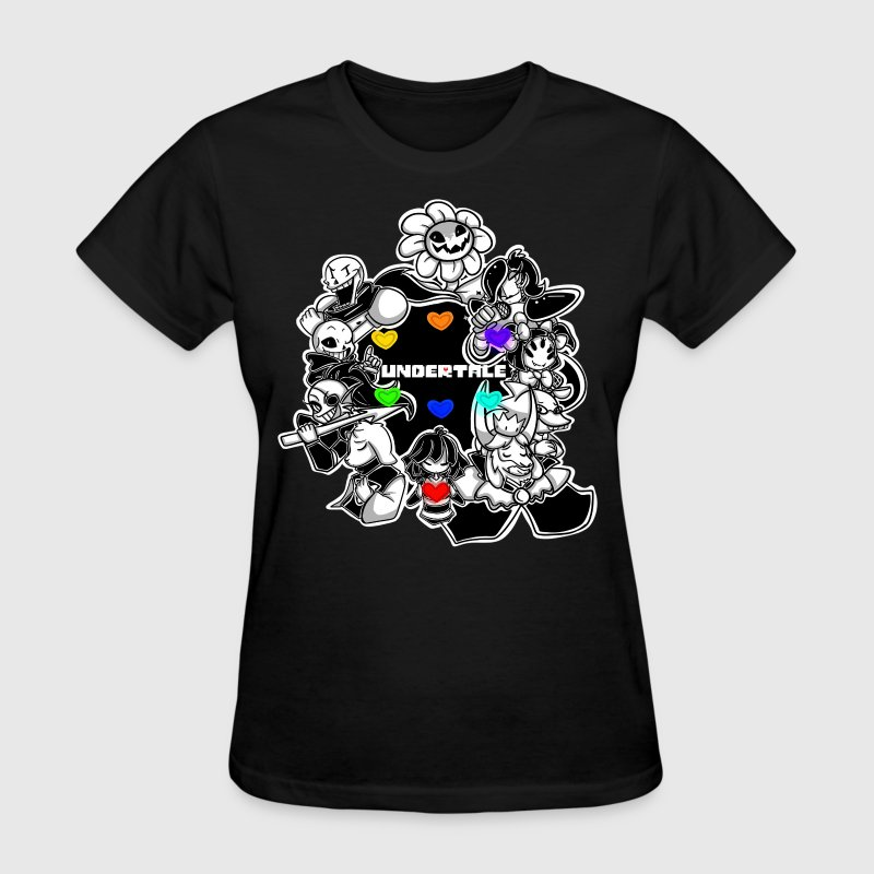 undertale - Women's T-Shirt