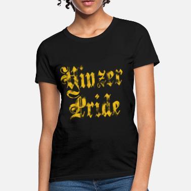 24359efad Funny Steeler Yinzer Pride - Women's T-Shirt
