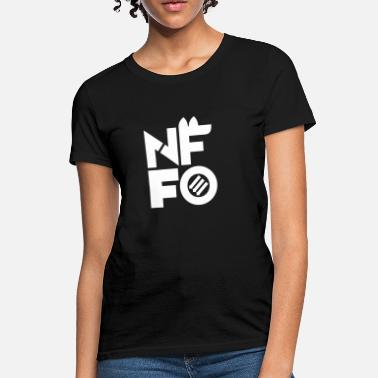 Antifascist NFFO - Women's T-Shirt