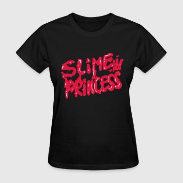 Slime Cute Cute Slime Princess DIY Slime Makers & Lovers - Women's T-Shirt
