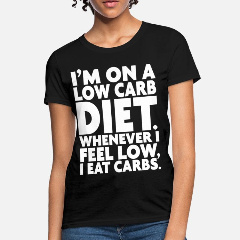 002282ee2 Shop Diabetes Low Carbs T-Shirts online | Spreadshirt