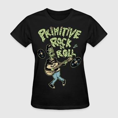 primitive rock - Women's T-Shirt