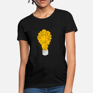 Meche Mech Bulb - Women's T-Shirt