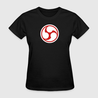 666 Triple Six Symbol No.2_2c - Women's T-Shirt