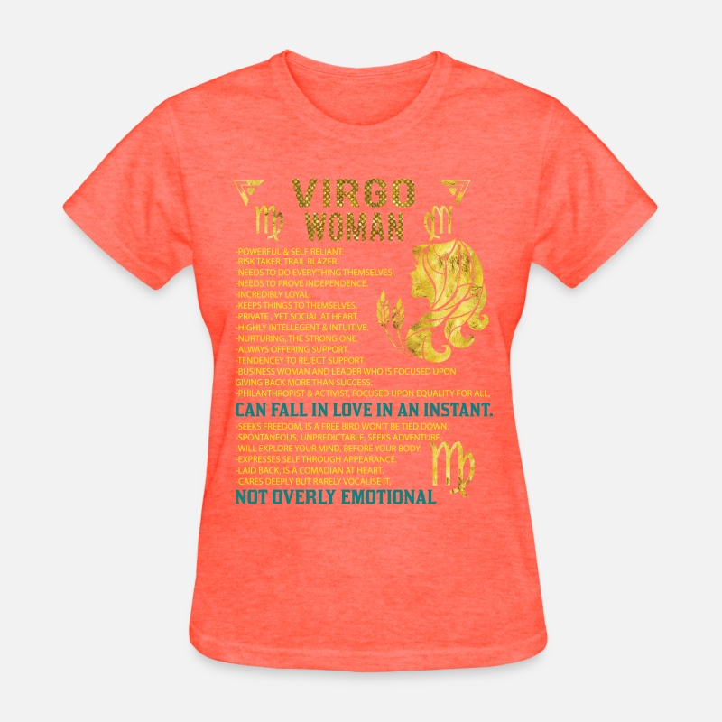 more about virgo woman