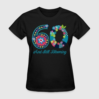 Blooming 60th Birthday - Women's T-Shirt