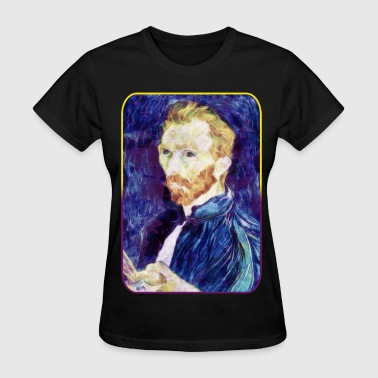 Vincent van Gogh - Quote - Painting - Art - Artist - Women's T-Shirt