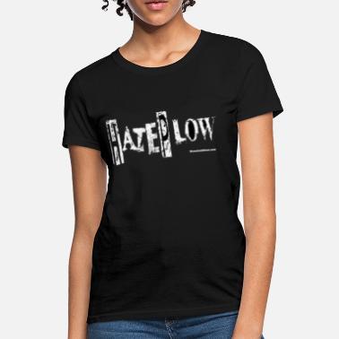 ed0a76bb Band Merchandise Hate Plow logo - Women's T-Shirt