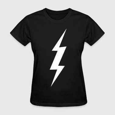 Lighting Bolts bolt of light - Women's T-Shirt