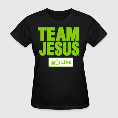 TEAM JESUS-LIKE - Women's T-Shirt