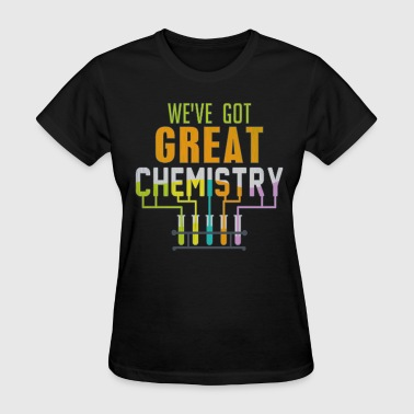 Cruise Funny Couple Couples Funny Great Chemistry Geek Gift - Women's T-Shirt