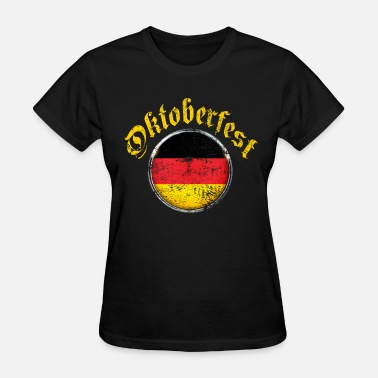 Ale Oktoberfest T-shirt Oktoberfest Beer Drinking Part - Women's T-Shirt