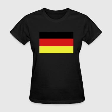 German Flag - Women's T-Shirt