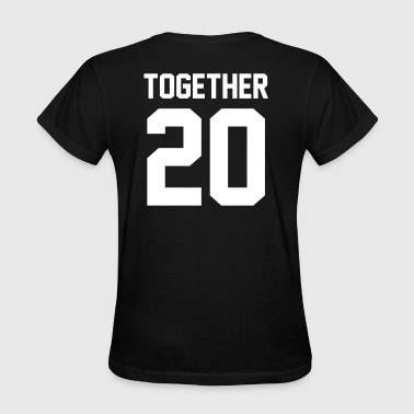 Together 20 - Women's T-Shirt
